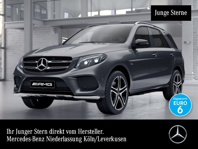Mercedes-Benz GLE 450 AMG LED Airmatic COMAND Totwinkel Stdhzg, Jahr 2017, Benzin