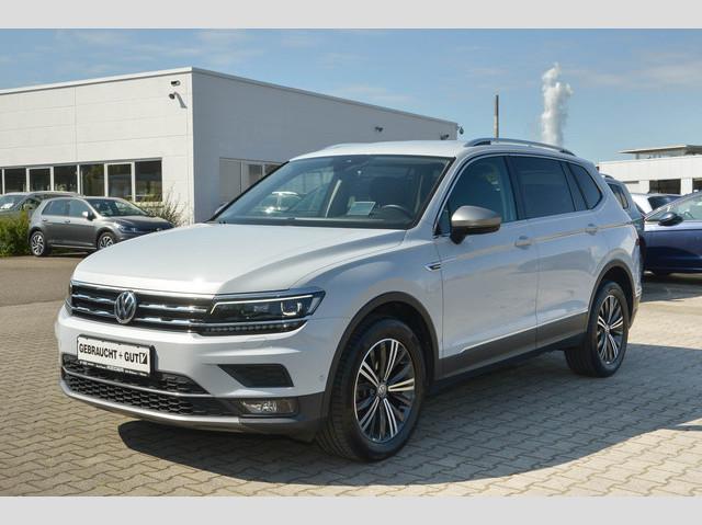Volkswagen Tiguan Allspace Highline 2.0 TDI DSG 4Motion Navi LED AHK Active Info HUD, Jahr 2018, Diesel
