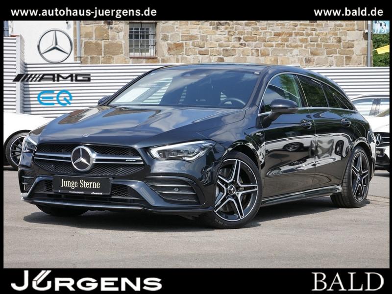 Mercedes-Benz CLA 35 AMG 4M SB ILS/Pano/Cam/AHK/EASY-P/DAB/18', Jahr 2020, Benzin