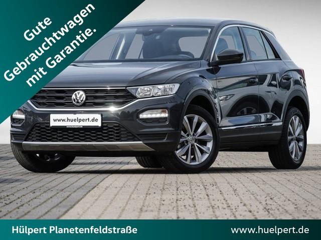 Volkswagen T-Roc 1.0 Style KLIMA ALU17 AHK, Jahr 2019, Benzin