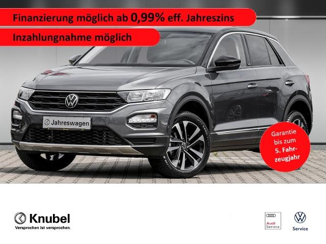 Volkswagen T-Roc United 1.5 TSI*AHK*Nav*SHZ*eKlappe*Garanti, Jahr 2020, Benzin
