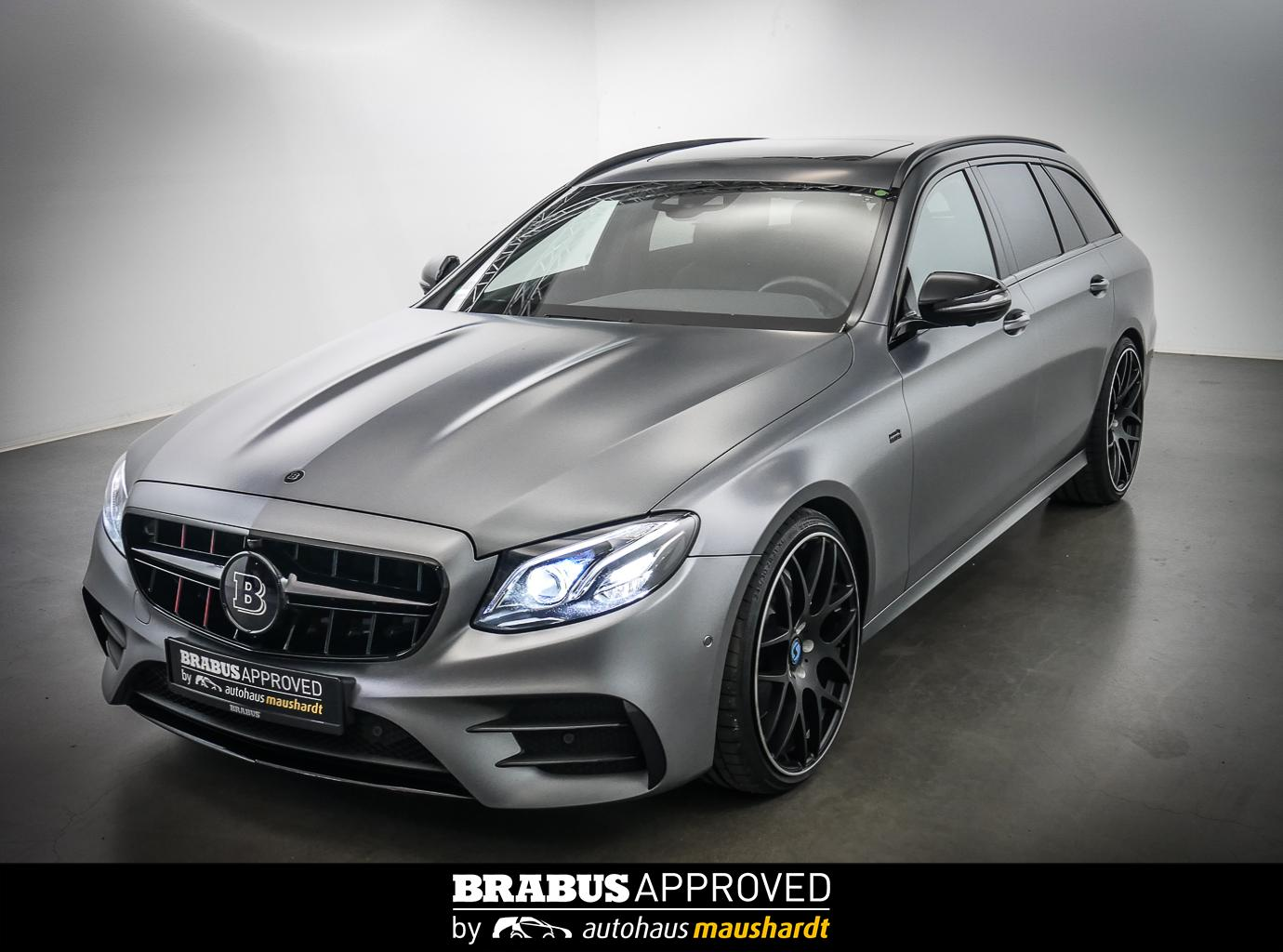 Mercedes-Benz E 53 AMG T 4MATIC+ BRABUS B53-500: DER SCHÖNSTE!, Jahr 2019, Benzin