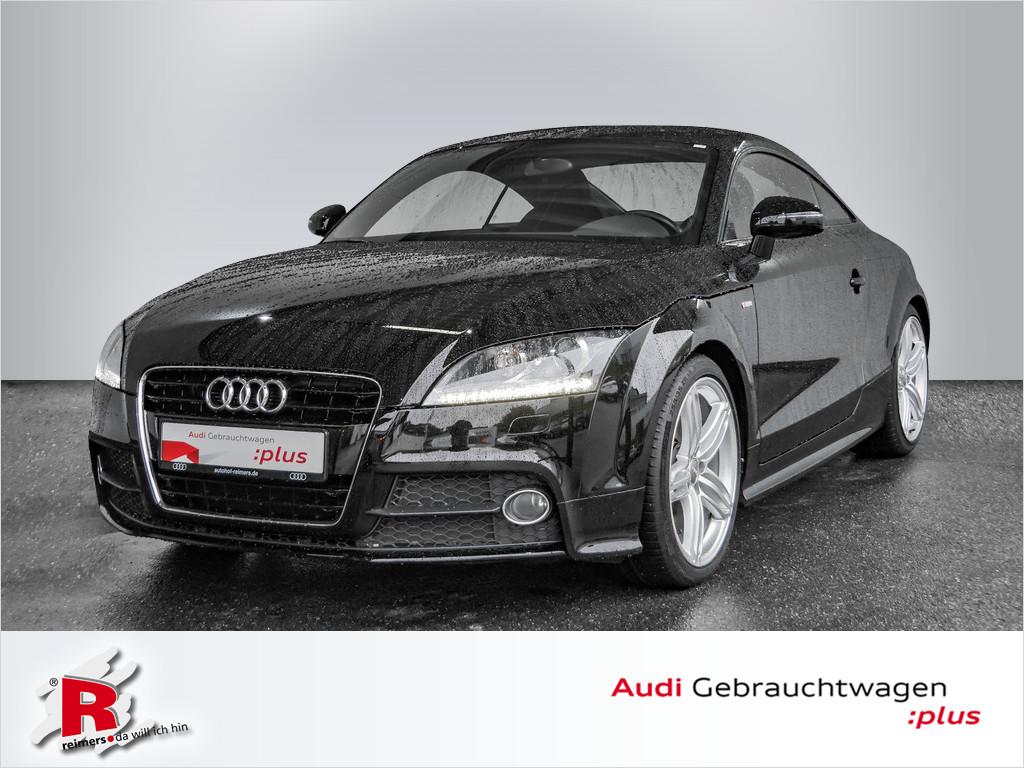 Audi TT Coupe 1.8 TFSI S-line, Jahr 2014, Benzin
