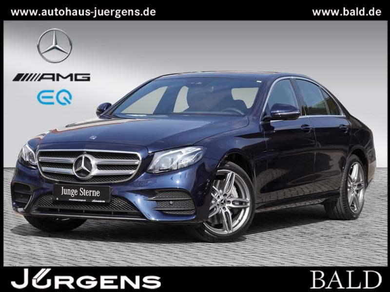Mercedes-Benz E 450 4M AMG-Sport/Comand/Wide/ILS/Pano/360/Totw, Jahr 2019, Benzin