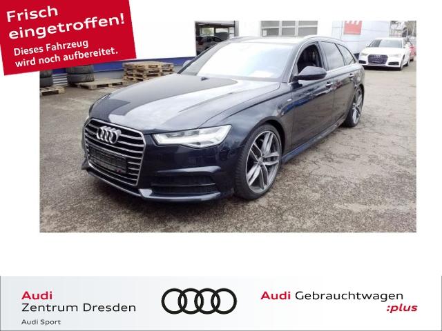 Audi A6 Avant 3.0 TDI qauttro S line Standhz. LED SW, Jahr 2017, Diesel