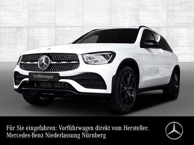 Mercedes-Benz GLC 200 4M AMG LED Night Kamera Spurhalt-Ass 9G, Jahr 2019, petrol