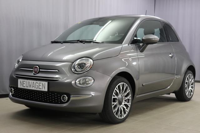 Fiat 500 Star Sie sparen 7315 Euro 1,2 Glasdach, U..., Jahr 2019, Benzin