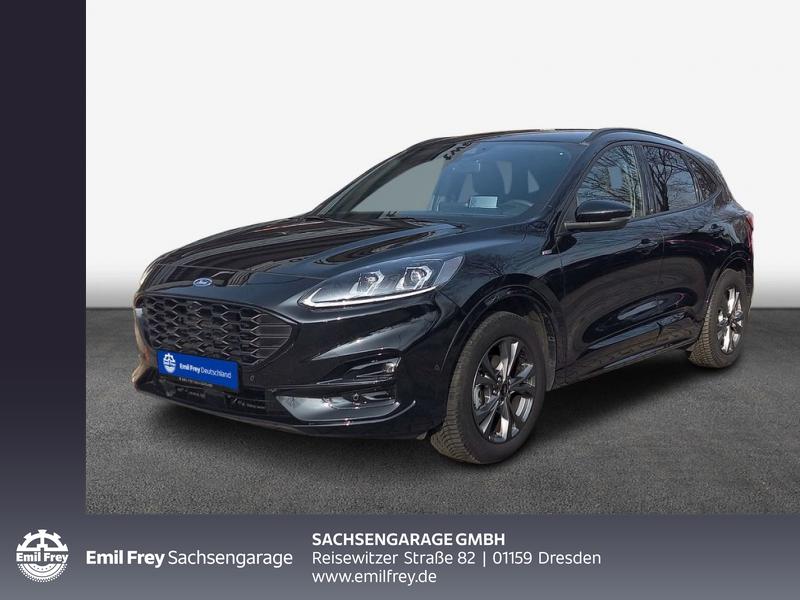 Ford Kuga 1.5 EcoBoost ST-LINE X ACC Front+Heckcam, Jahr 2020, Benzin