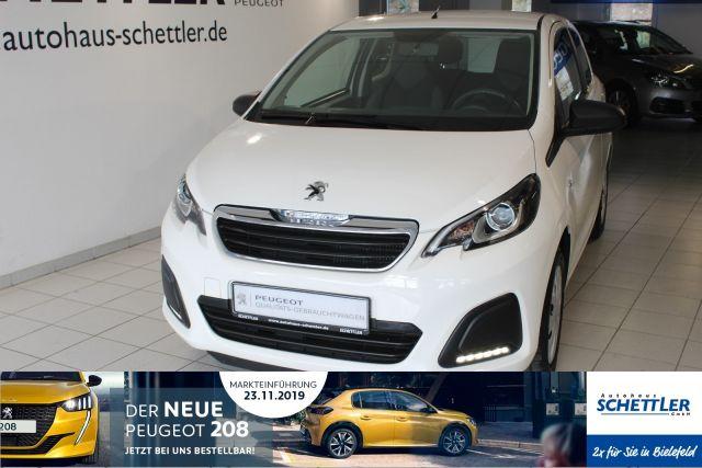 Peugeot 108 VTI 68 Access, Jahr 2016, petrol