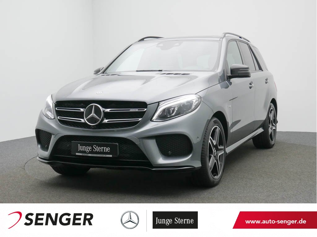Mercedes-Benz GLE 43 AMG 4M Comand LED-ILS Glas-SD Airmatic, Jahr 2018, Benzin