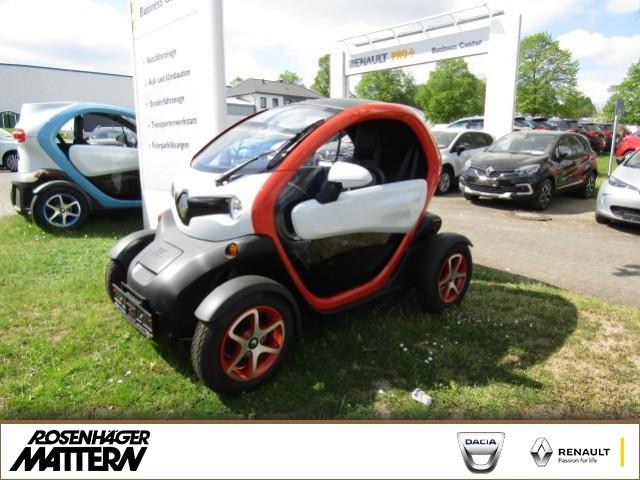 Renault Twizy Intens Elektro (Mietbatterie), Jahr 2020, Elektro