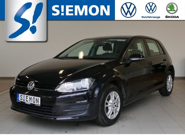 Volkswagen Golf VII 1.2 TSI Business Paket Klimaauto Tempom, Jahr 2013, Benzin