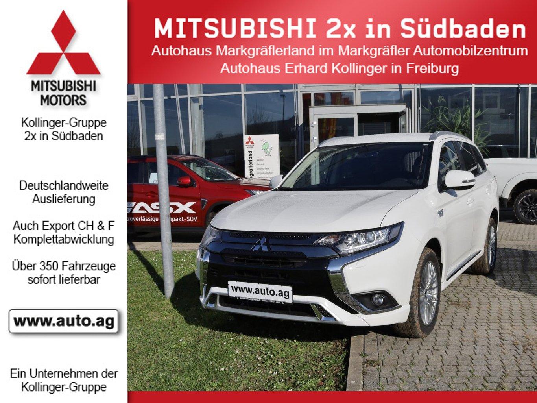 Mitsubishi Plug-in Hybrid Outlander BASIS HYBRID 4 WD, Jahr 2020, Hybrid
