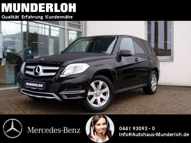Mercedes-Benz GLK 200 CDI BlueEFFICIENCY KLIMA+NAVI+TEMPOMAT, Jahr 2013, Diesel