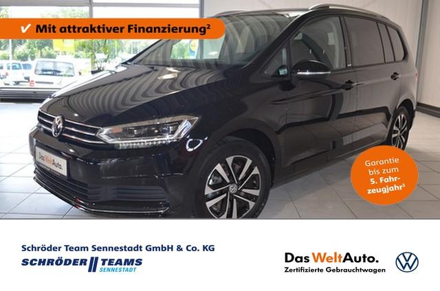 "Volkswagen Touran 2.0 TDI DSG Comfortline ""United"" LED,Panoramadach,Navi,Kamera,DAB+, Jahr 2020, diesel"