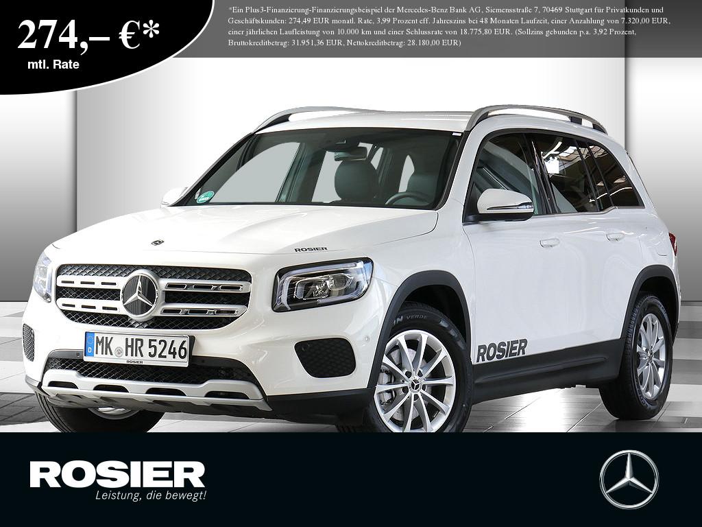Mercedes-Benz GLB 180 d, Jahr 2020, Diesel