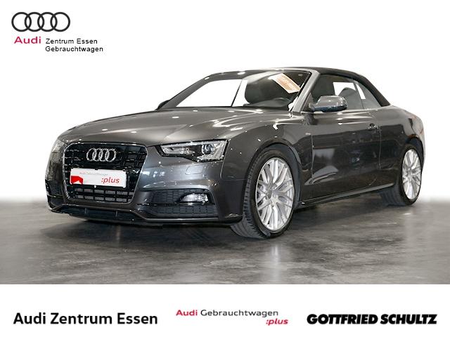 Audi A5 Cabrio 2.0 TDI quattr. Sport Edition Plus LEDER, Jahr 2016, Diesel