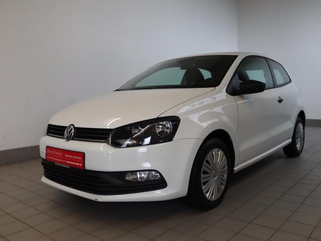 Volkswagen Polo 1.0 Trendline NAVI COOL&SOUND TEMPOMAT, Jahr 2017, Benzin