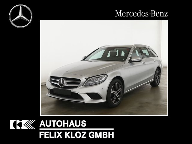 Mercedes-Benz C 200 T d LED Navi Totw. Spur-paket Rückkamera, Jahr 2020, Diesel
