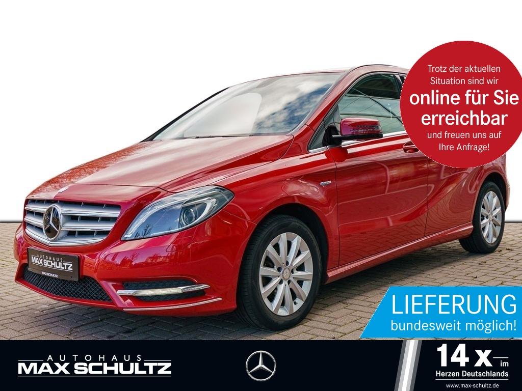 Mercedes-Benz B 180 STYLE*XENON*SITZHEIZUNG*TEMPOMAT*LM, Jahr 2012, Benzin