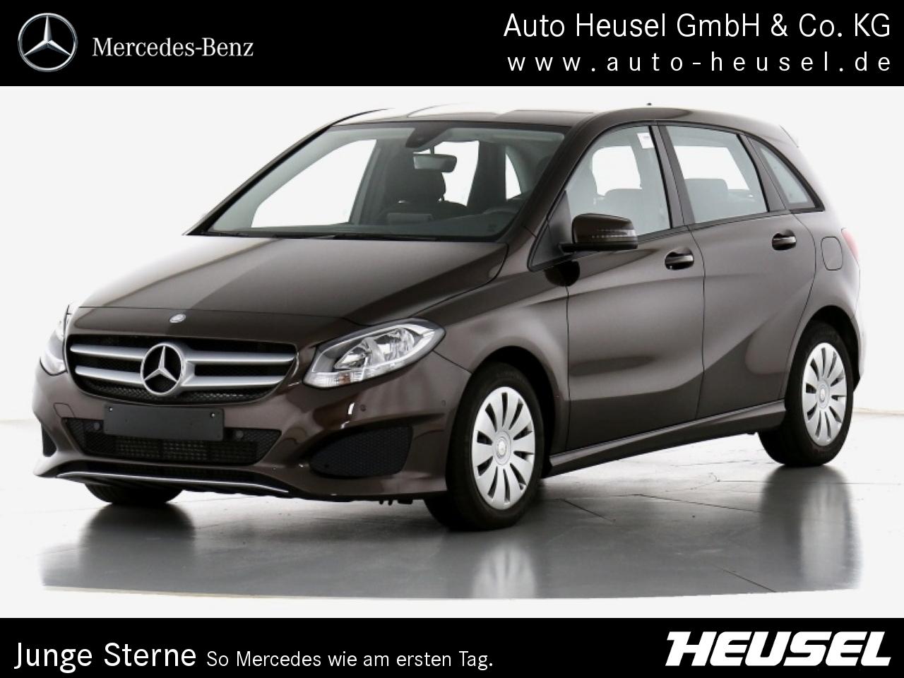 Mercedes-Benz B 220 d *Kamera*SHZ*Navi*Parkpilot*Bremsassist.*, Jahr 2016, Diesel