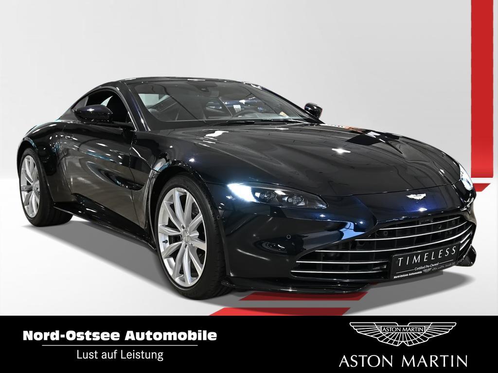 Aston Martin V8 Vantage Coupé - Aston Martin Hamburg, Jahr 2020, Benzin