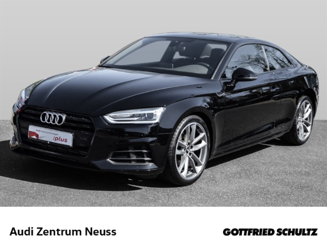 Audi A5 Coupe 2.0 TFSI S-tronic NAVIGATION XENON Basis, Jahr 2019, Benzin
