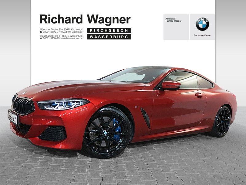 BMW 840d xDrive Coupé M Sportpaket Leas. ab 859.-€ mtl., Jahr 2018, diesel