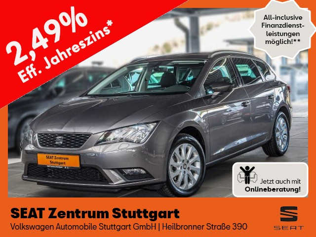 Seat Leon ST Style 1.4 TSI DSG *Winterpaket* *Einparkhilfe*, Jahr 2016, Benzin