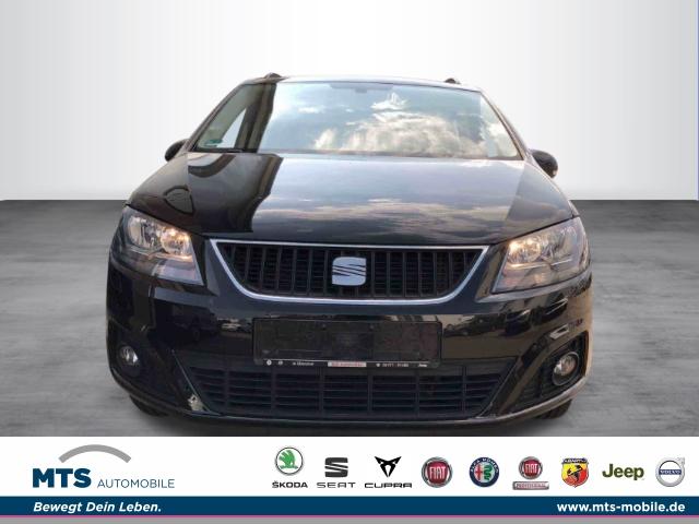 Seat Alhambra 2.0 TDI 7-Sitzer, Navi, Kamera, LM SHZ uvm..., Jahr 2015, Diesel