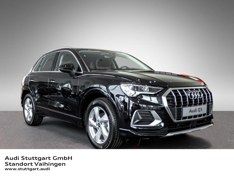 Audi Q3 advanced 35 TFSI Navivorb. ACC DAB SHZ, Jahr 2021, Benzin