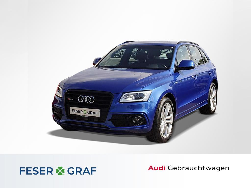 Audi SQ5 3.0TDI competition/20/Navi/AHK/Optikpaket, Jahr 2016, Diesel