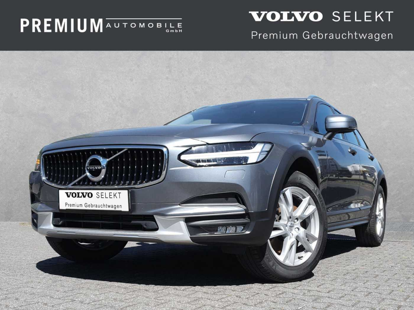 Volvo V90 Cross Country D5 AWD Geartronic ACC/Voll-LED/18'', Jahr 2018, Diesel