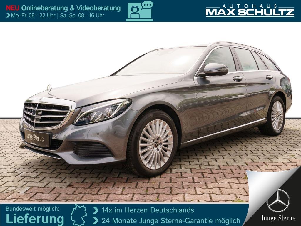 Mercedes-Benz C 250 d T 4M FAP-PLUS*STHZG*PSD*HUD*DAB*LED-ILS*, Jahr 2015, Diesel