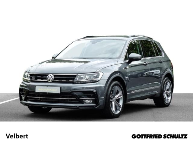 Volkswagen Tiguan 2.0 TDI DSG R-LINE EXTERIEUR NAVI LED SHZ, Jahr 2019, Diesel