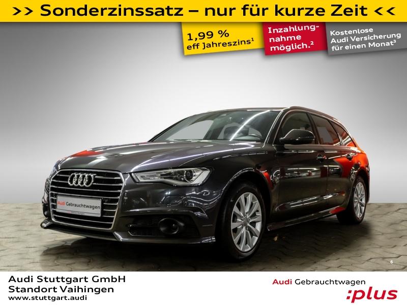 Audi A6 Avant 2.0 TDI ultra Navi BOSE ACC Sportsitze, Jahr 2017, Diesel