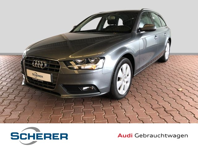 Audi A4 2.0 TDI, GRA, SHZ, PDC, LM, Jahr 2015, Diesel