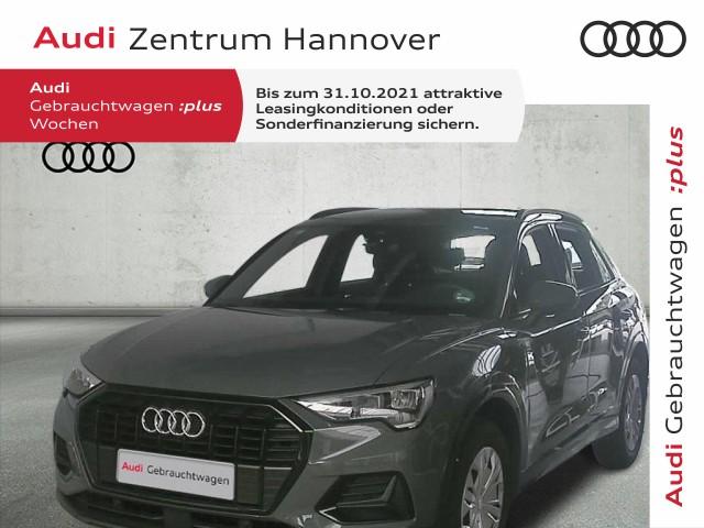 Audi Q3 advanced 35 TFSI LED, virtual, Leder, Navi, eSitze, Kamera, Jahr 2020, Benzin
