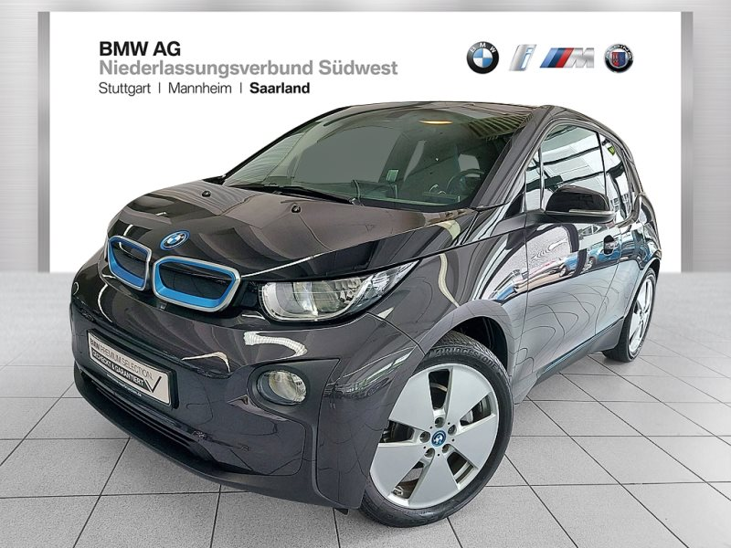BMW i3 REX GSD Navi Prof. abbl. Spiegel Tempomat, Jahr 2015, Hybrid