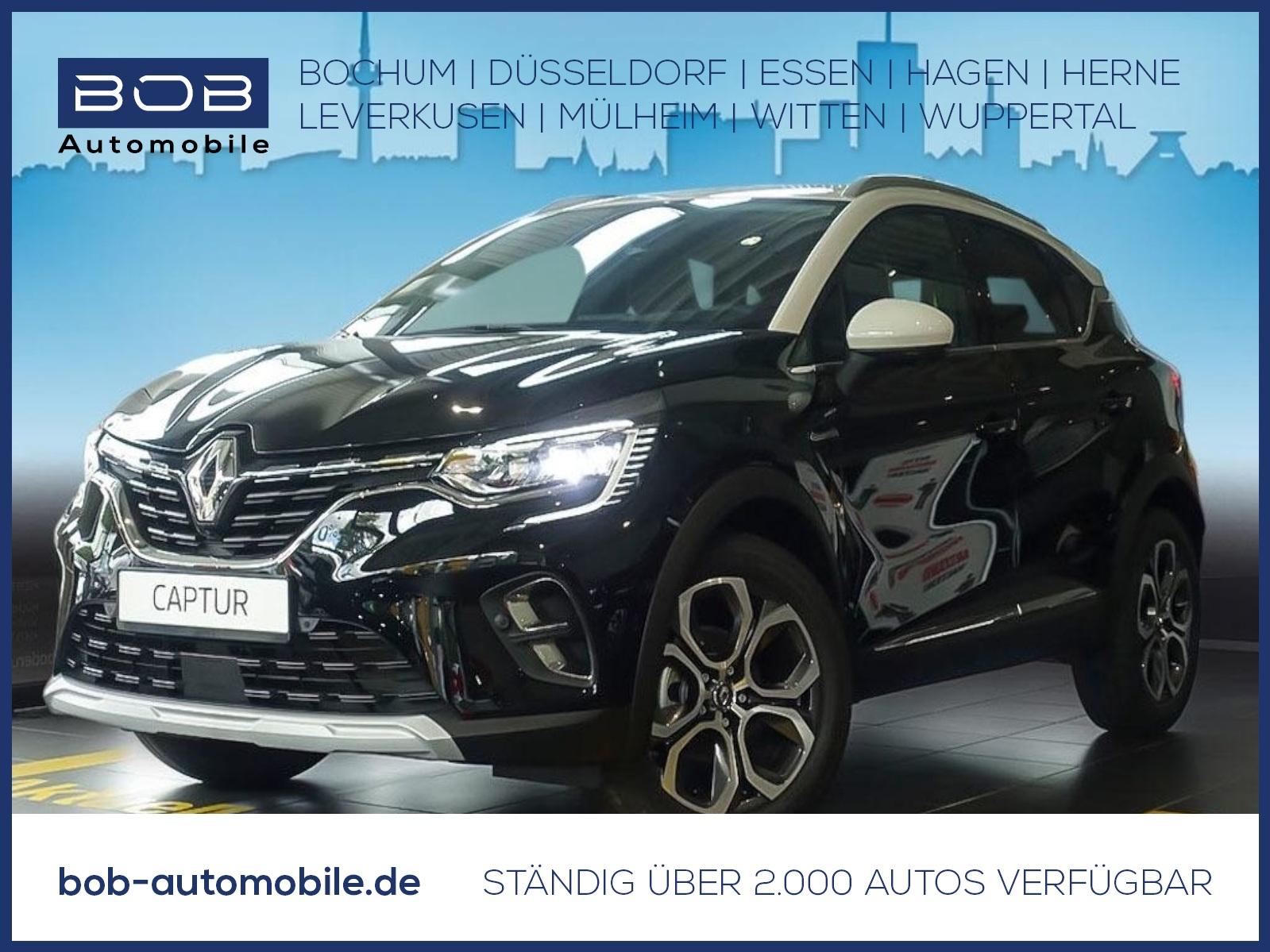 Renault Captur INTENS TCe 155 EDC GPF NAVI SHZ PDC KLIMA, Jahr 2020, Benzin