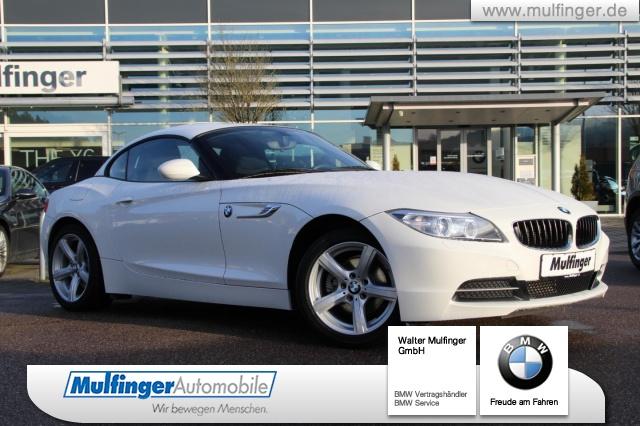 "BMW Z4 sDrive18i Sitzh. Bluet. 17"" LMR, Jahr 2016, petrol"
