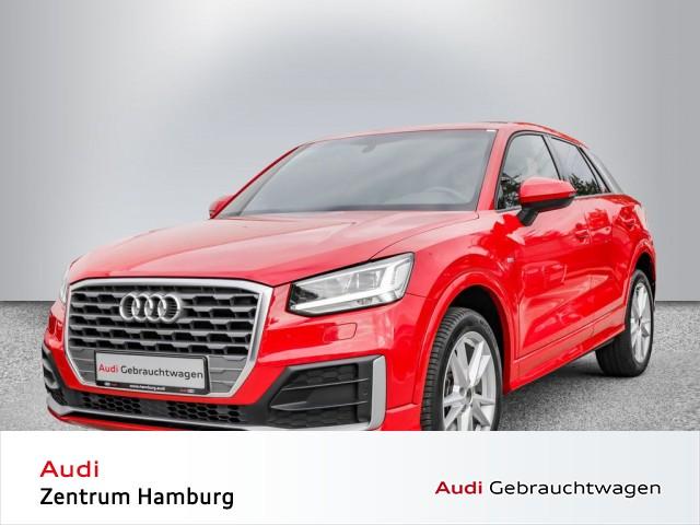 Audi Q2 1,4 TFSI COD sport 6-Gang S LINE LED VIRTUAL, Jahr 2017, Benzin