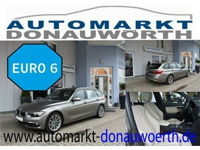 BMW 330 d Touring Aut. Luxury Line Navi Leder PanoDac, Jahr 2015, Diesel