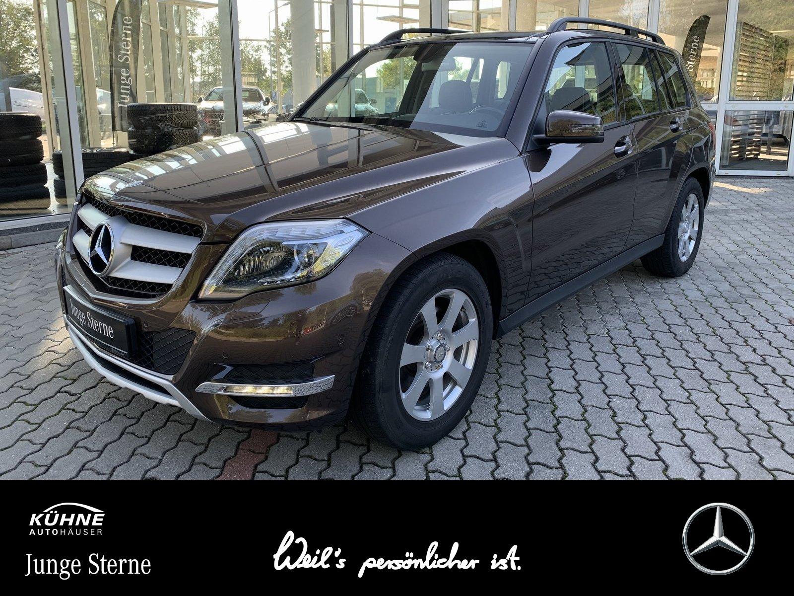 Mercedes-Benz GLK 220 CDI BT 4M 7G+Pano+Premiumpaket+LED+AHZV, Jahr 2015, Diesel