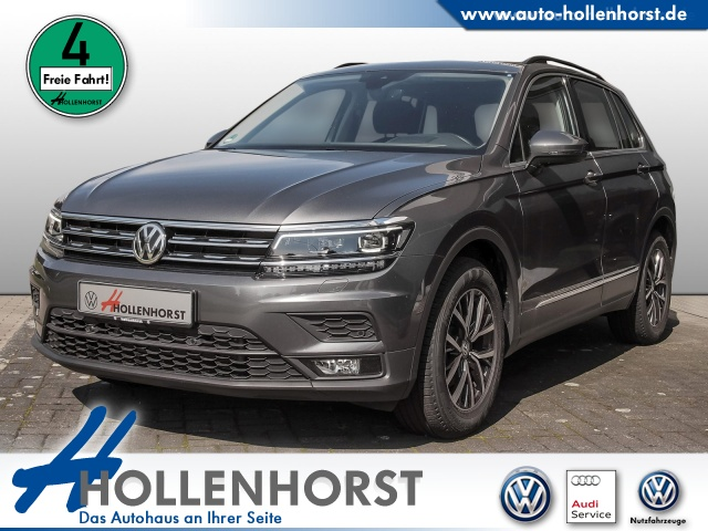 Volkswagen Tiguan 1.5 l act TSI Tiguan Comfortline AHK NAVI, Jahr 2020, Benzin
