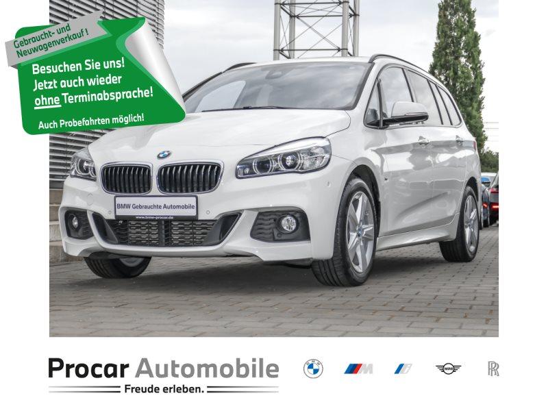 BMW 220d xDrive Gran Tourer xDrive M Sport HUD ACC AHK Pano, Jahr 2017, Diesel