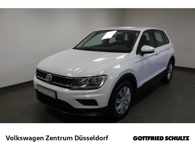 Volkswagen Tiguan Trendline 2.0 TDI *Navi*SHZ*FSE*, Jahr 2018, Diesel