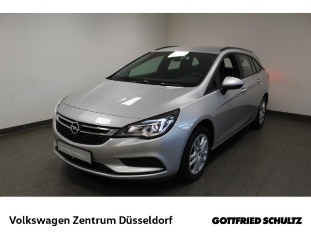 Opel Astra Sports Tourer Edition 1.6 TDI Automatik *PDC*GRA*, Jahr 2019, Diesel