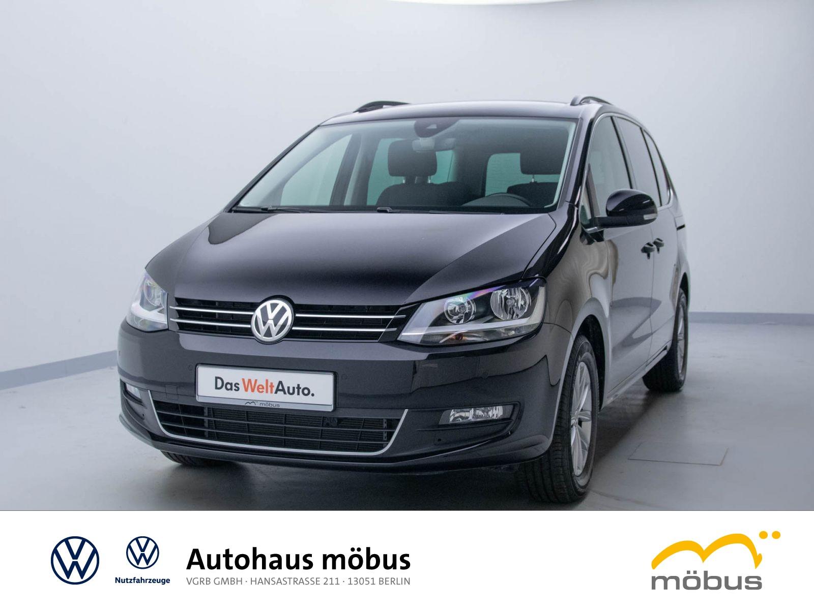 Volkswagen Sharan 1.4 TSI DSG*COMFORTL*NAVI*BLIND SPOT*RFK*, Jahr 2019, Benzin