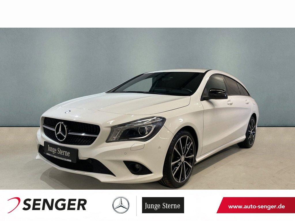 Mercedes-Benz CLA 180 Shooting B.*Night-Paket+Navi+Easy-Pack*, Jahr 2015, Benzin